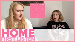 Baixar BTS - HOME Reaction | Listening Party: Map of the Soul: Persona | Hallyu Doing