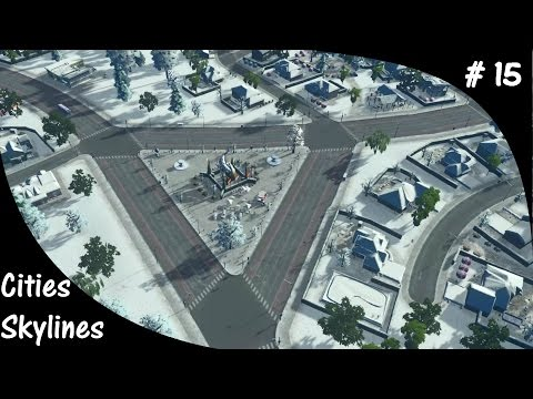 Cities Skylines S3E15 Expanding the Suburb |