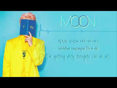 JONGHYUN (종현) – Moon [Han|Rom|Eng lyrics]