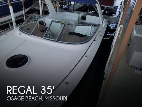 [SOLD] Used 2005 Regal 3350 Sport cruiser in Osage Beach, Missouri