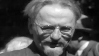 Leon Trotsky, Russian revolutionary, founder of Re...