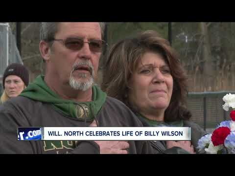 Ssgt Billy Wilson honored at Williamsville North High School