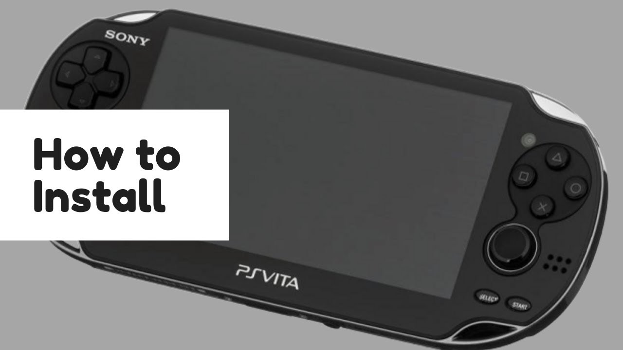 Retroarch How To Install Ps Vita Youtube