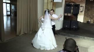 Замечательный свадебный вальс - постановка в Волгограде