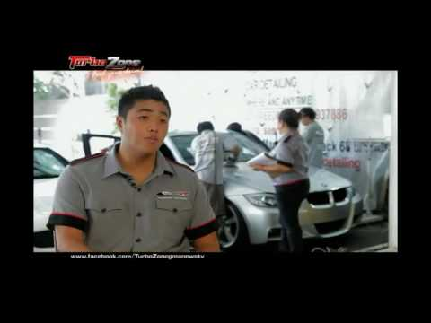 TurboZone PCI TV Feature Auto Detailing 3M Mothers Meguiars Bosch Wurth Toyota Honda Philippines