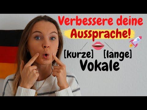 Verbessere deine deutsche