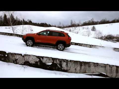Jeep Cherokee Trailhawk vs Mitsubishi Pajero Sport vs Volvo XC60 D5