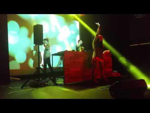 Kero Kero Bonito live @ Coda Philly 11/04/16