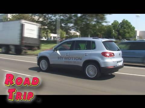 RoadTrip: Volkswagen Fuel Cell Vehicles - EXCLUSIVE
