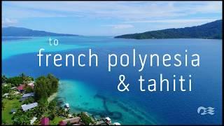 Sail Tahiti & French Polynesia With Princess Cruises