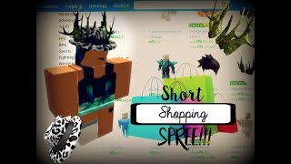 Kurzshopping Spree!!! ROBLOX Katalog / /