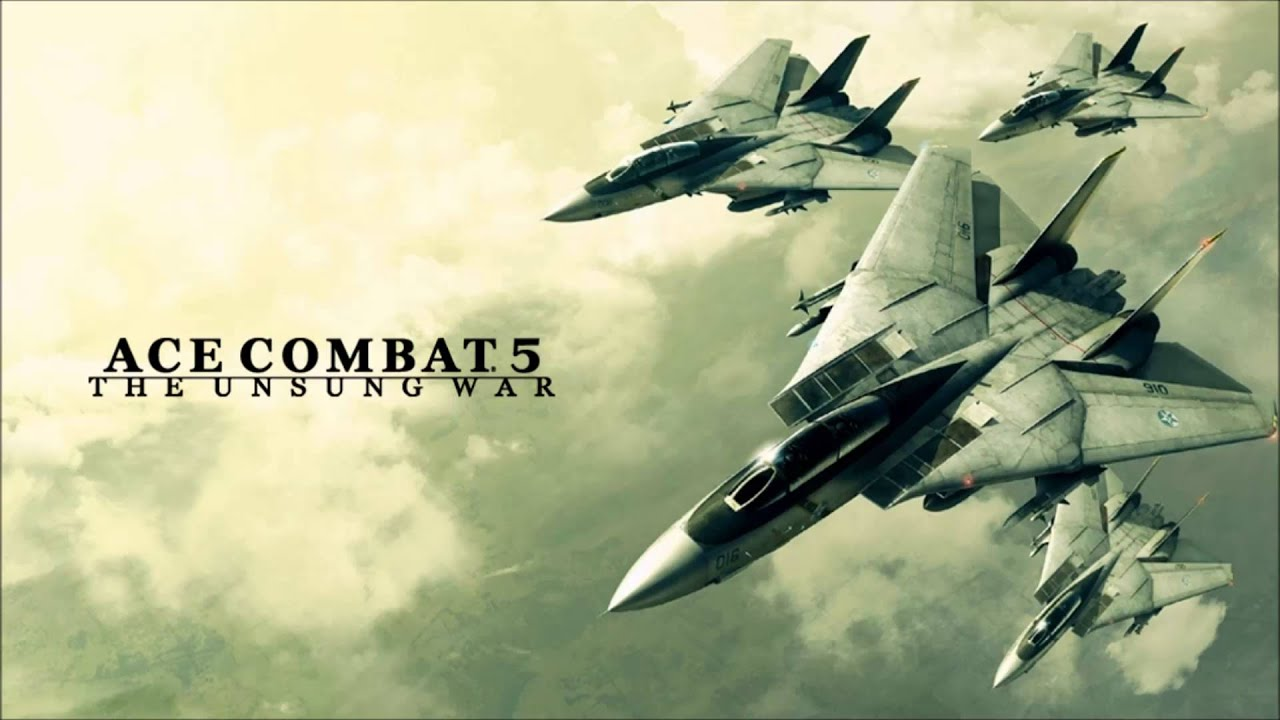 ace combat games for pc free download