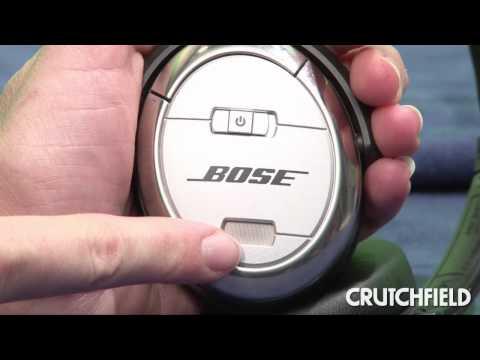 Bose QuietComfort 3 Acoustic Noise Canceling Headphones   Crutchfield Video
