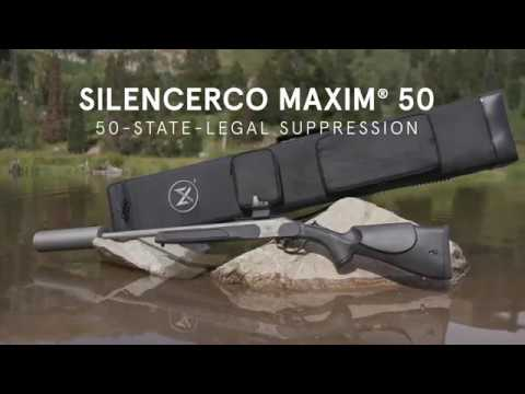 Gun Silencer Makers New Release Offers A 50 State Legal Way