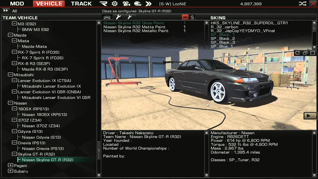 SP Mod Overview | rFactor Mod Release! | LooNiE