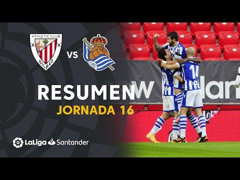 Ath. Bilbao Real Sociedad Goals And Highlights