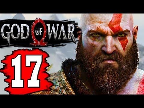 GOD OF WAR 4 Walkthrough Part 17 - ESCAPE FROM HELHEIM