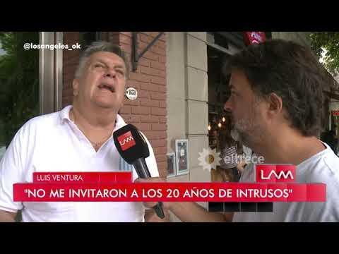 Luis Ventura Contó La Verdad Sobre Su Pelea Con Jorge Rial