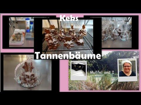 Keksbaume Essbare Weihnachtsdeko Youtube
