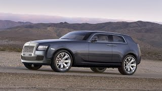 2018 Rolls Royce SUV Interior And Exterior