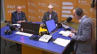 Duel: Jiří Drahoš a Mirek Topolánek