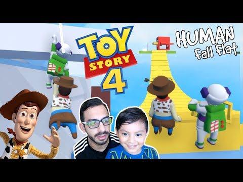 toy-story-4-en-el-mundo-de-plastilina-|-aventuras-en-human-fall-flat-|-juegos-karim-juega