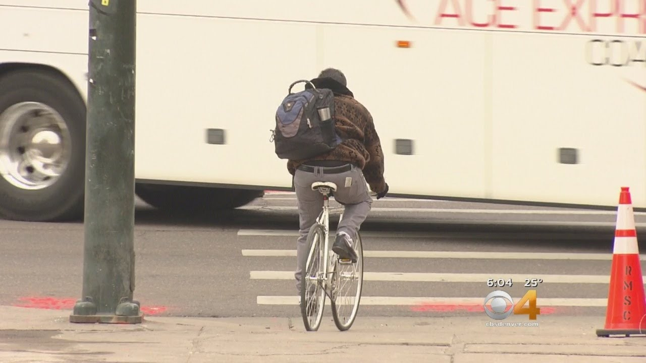 New Bill Would Change Rules Of The Road For Cyclists
