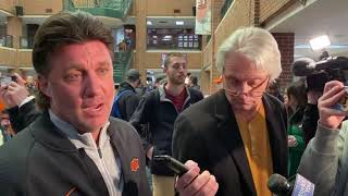 OSU Football: Gundy looks ahead to next season