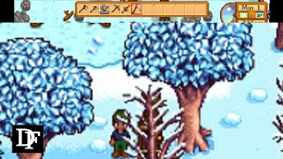Stardew Valley - Exploring the Secret Winter Door