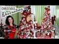 🎄DIY DOLLAR TREE CHRISTMAS TREE DECORATING TUTORIAL🎄DOLLAR TREE DECOR 2019