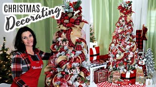 🎄DIY DOLLAR TREE CHRISTMAS TREE DECORATING TUTORIAL🎄DOLLAR TREE DECOR 2019