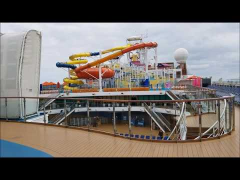 Carnival Magic Ship Tour