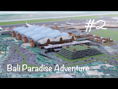 Bali Paradise Adventure Day 2 | Room Tour and Big Dinner [05MAY2016]