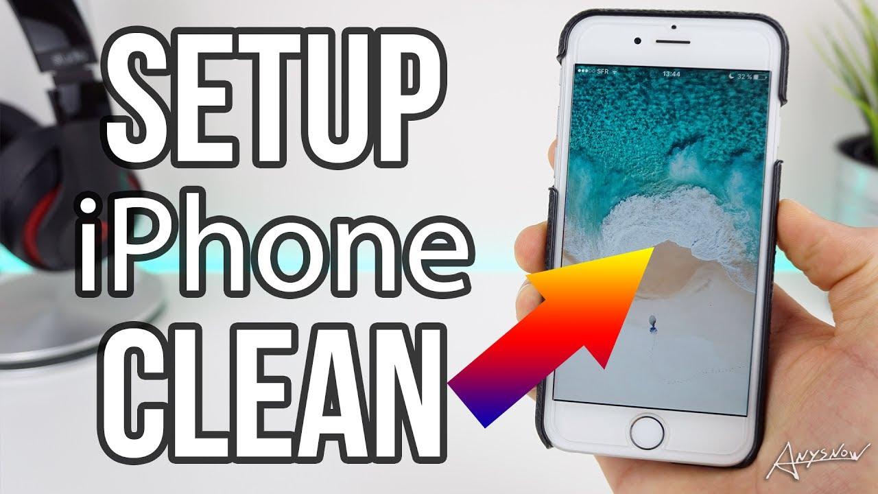 foto de Avoir la page d'accueil de son iPhone vide ! 📲 Profitez de votre ...