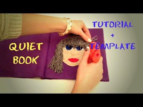 Quiet book tutorial no sew template quiet book bez ivanja quiet book tutorial no sew template quiet book bez ivanja proces izrade predloak pronofoot35fo Gallery