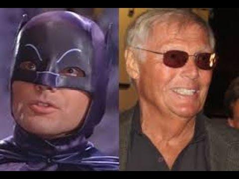 Adam West, known as TV's 'Batman' in 1960s, dies at 88
