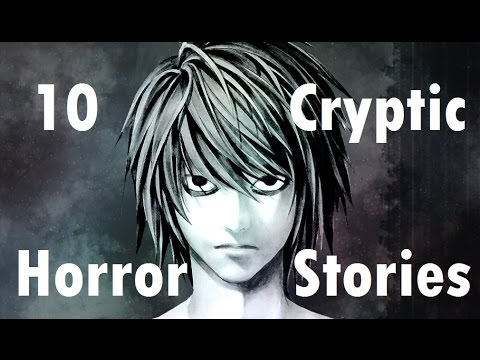 10 Cryptic Horror Stories with AWESOME TWISTS [LEVEL 1]