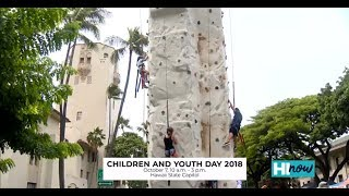 HINow: Celebrate Hawaii's Keiki at Children and Youth Day 2018