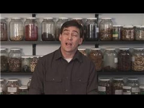 Herbal Remedies & Treatments : Herbal Remedy for Enlarged Tonsils