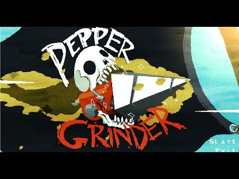 Pepper Grinder Independent Games Festival