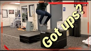 Box Jump Drills: Beginners:MG Lifestyle Solutions
