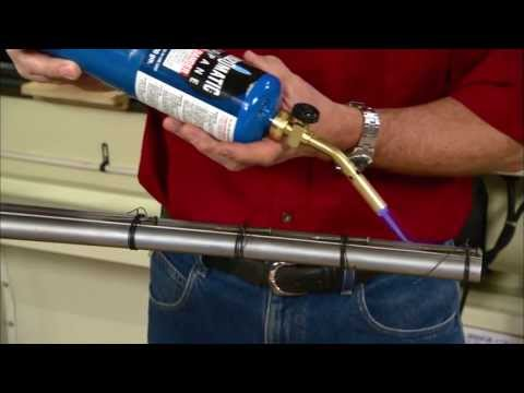 Gunsmithing - Relaying the Rib on a Side-by-Side Shotgun