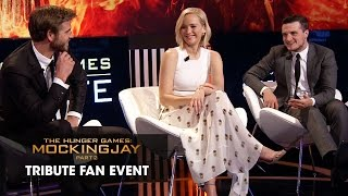 The Hunger Games Tribute Fan Event - Powered By Samsung