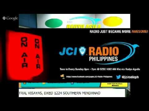 JCI RADIO PHILIPPINES (Aug. 23, 2015)