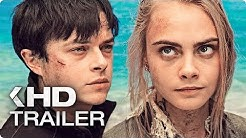 VALERIAN Trailer 2 German Deutsch (2017)
