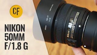 Nikon AF-S 50mm f 1 8 G lens review with samples Full-frame amp APS-C