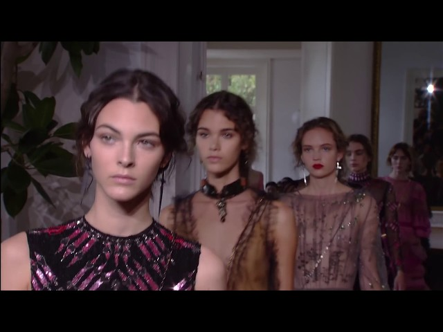 VALENTINO WOMEN'S COLLECTION | SPRING/SUMMER 2017