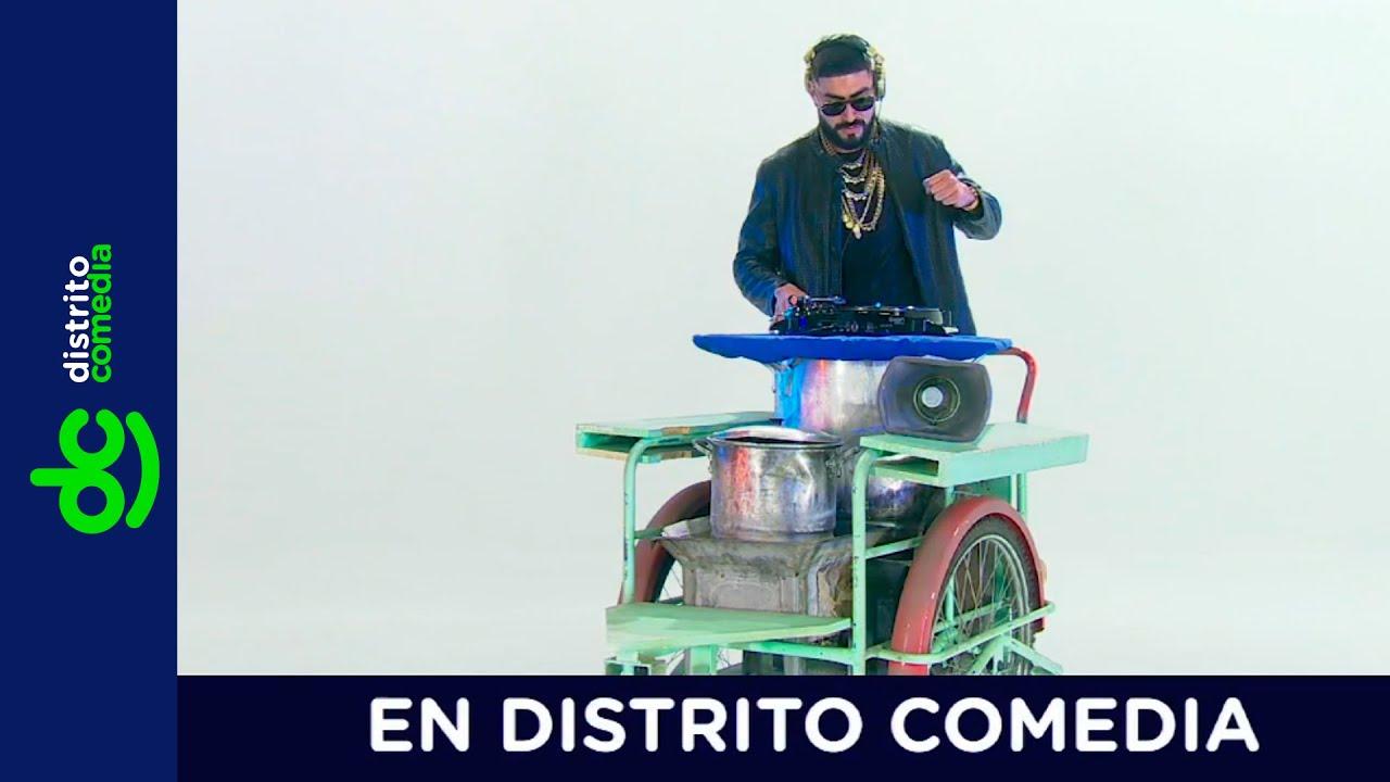 Más Noche: Los Originales de Distrito Comedia | Miércoles 11 PM