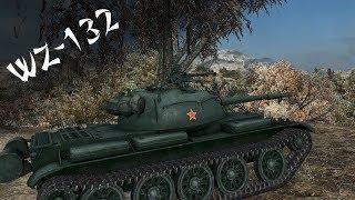 WZ-132  Часть 2 STREAM - 17.02.2018 [ World of Tanks ]