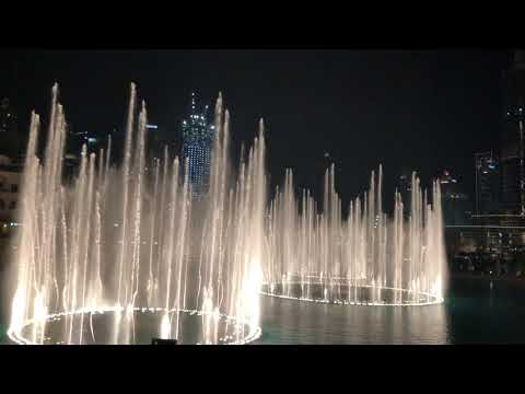 Download The Dubai Fountain Motasoa Eidha Al Menhali Mp4 baru